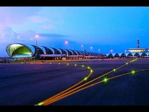 """""""สุวรรณภูมิ"""" ติดTOP5สนามบินดีเด่นของโลก"""