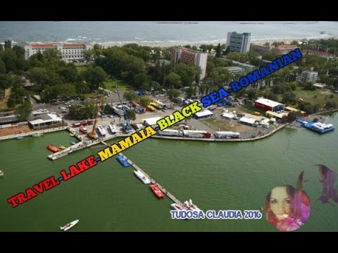"""""""DANCE water """"TRAVEL-MAMAIA-LAKE OF ROMANIAN 2016( People Are Awesome MUSIC AND RELAX)"""