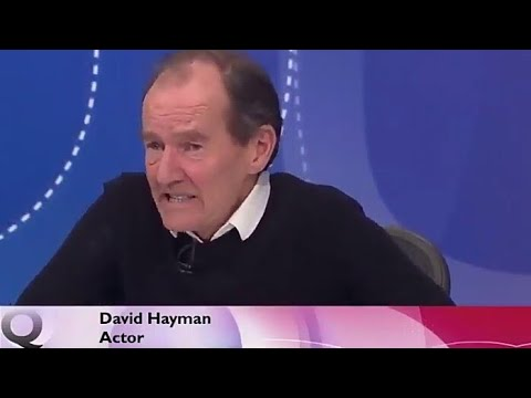 GE 2017  ScotRef: David Hayman  Question Time 11 May 2017