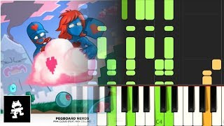 [MIDI] Pegboard Nerds - Pink Cloud ft. Max Collins (+ Vocals / Drums)