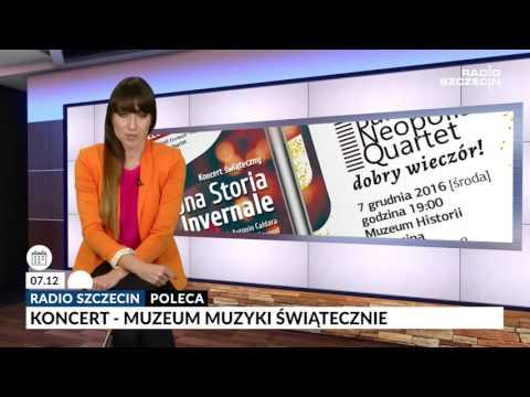 Radio Szczecin Poleca 7.12.2016