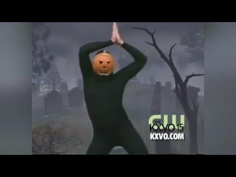 Remember The Viral Pumpkin Head Dancing Man See Him Now 10 Years