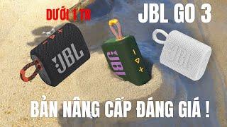 Mở hộp loa Bluetooth JBL GO 3 so sánh với JBL GO 2: SỰ TRỞ LẠI TUYỆT VỜI TỪ JBL !