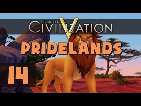 Civilization 5 Deity - Let's Play Pridelands - Part 14