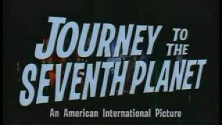 OVO Zootropo / Trailer _ Journey To The Seventh Planet (1962).