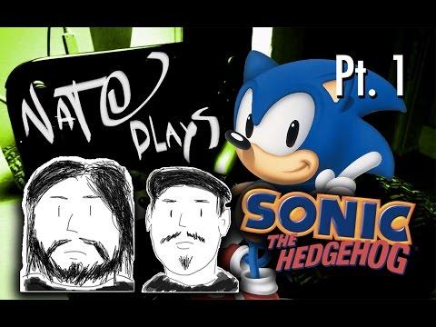 NATO Plays - Sonic the Hedgehog - Pt. 1 - Silent Storm |