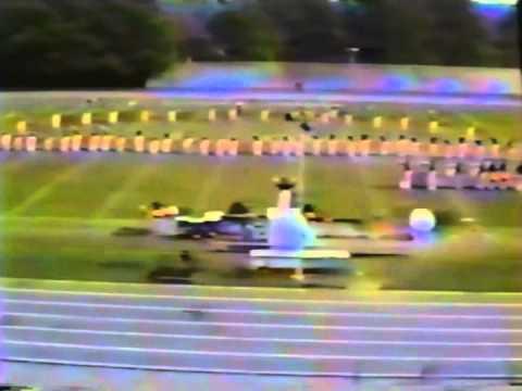 Salem High School VA Band, 1989