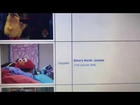Elmo's World: Jackets in Episode 3810 on Muppet Wiki