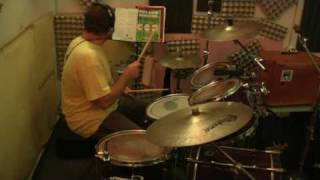 Online drumming lessons: Mitch Mitchell played by Saša Petković