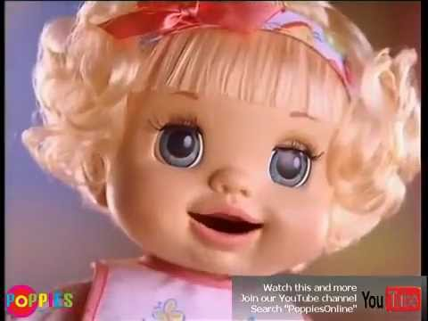 Available At Poppies Baby Alive Learns To Potty Youtube
