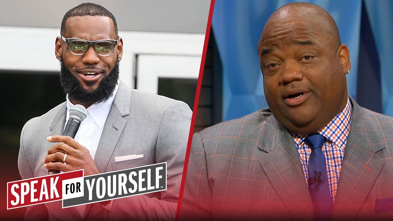 Jason Whitlock: LeBron 'made a complete and utter fool of himself' on HBO | NBA | SPEAK FOR YOURSELF