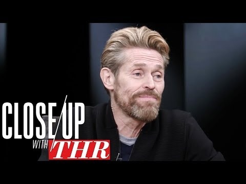 "Willem Dafoe on Getting ""Comfortable with Fear"" Portraying Real-Life Characters 