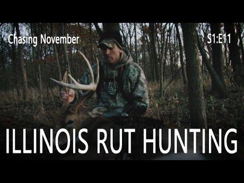 Chasing November S1E11: Illinois Rut Hunting