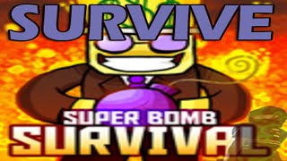 Roblox Super Bomb Survival - Surviving Bombs