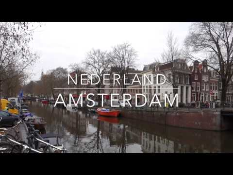 Travel Vlog ✈ Amsterdam, Netherlands