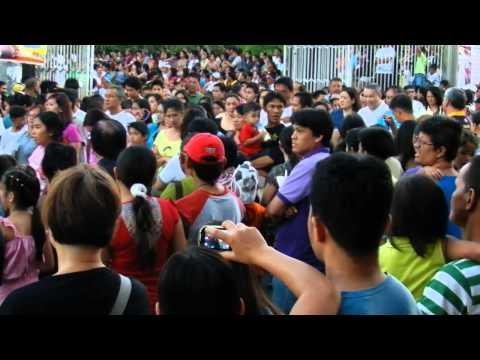 Lipa City Good Friday Procession 2013 [HD]