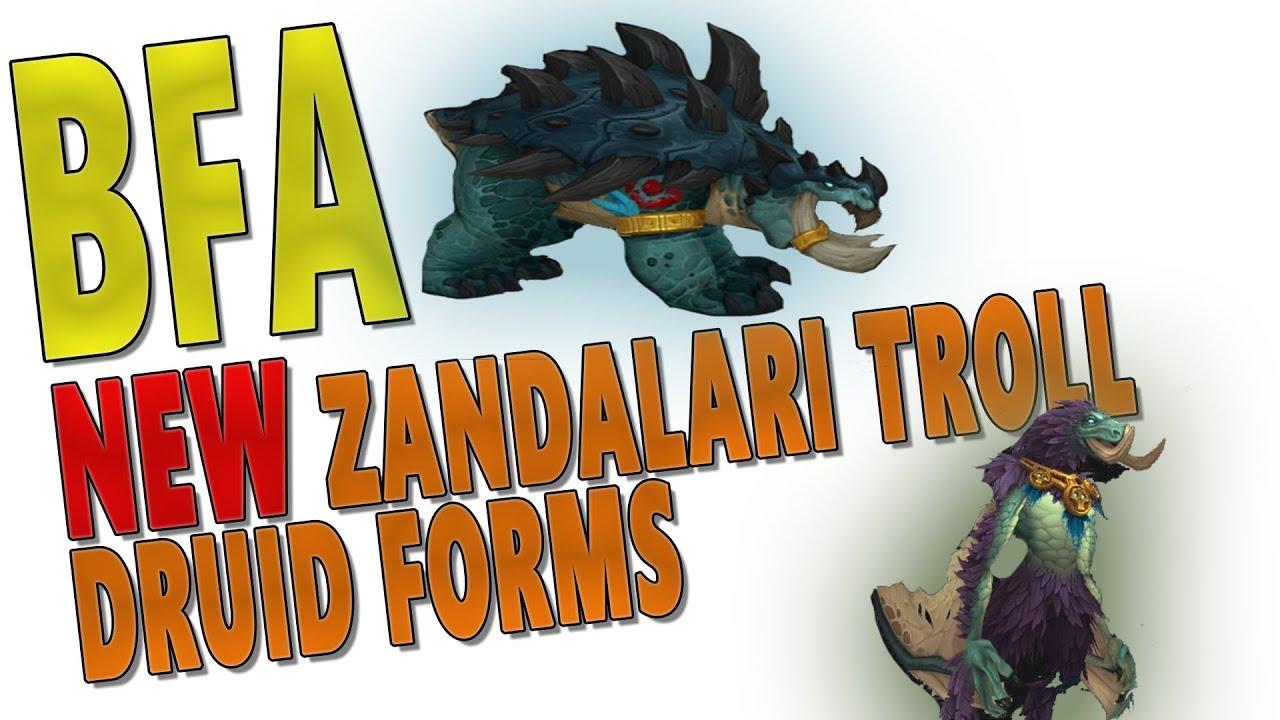 Bfa Druid Forms Related Keywords & Suggestions - Bfa Druid