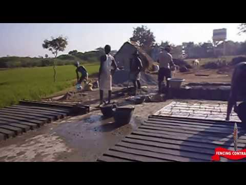 FENCING CONTRACTORS NEAR BY TRICHY,KUMBAKONAM,FENCING CONCRETE POST NEAR BY TRICHY