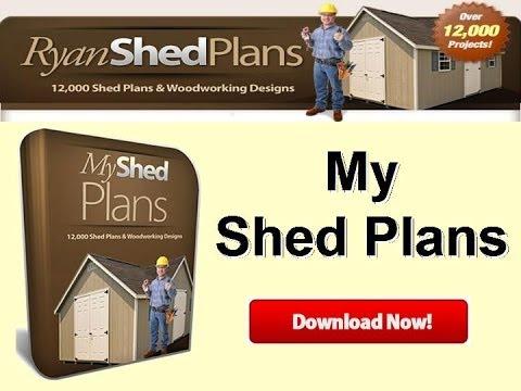 ryan shed plan reviews 2