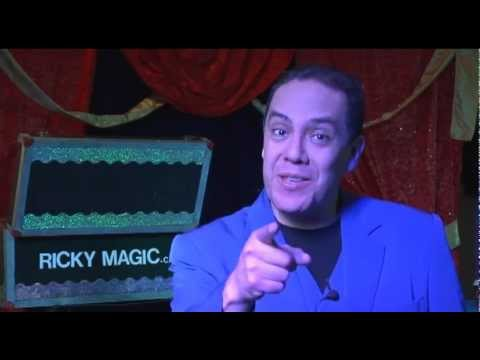 RickyMagic.ca At Your Next Party!
