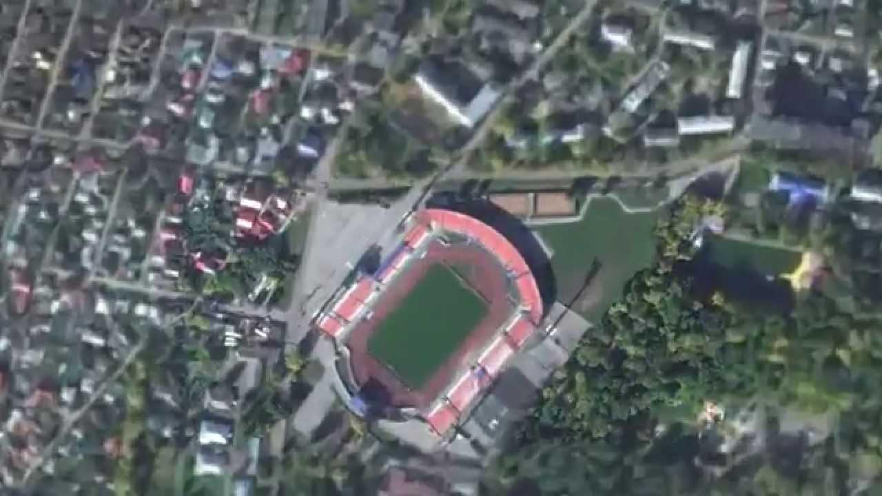 снимки со спутника высокого разрешения украина