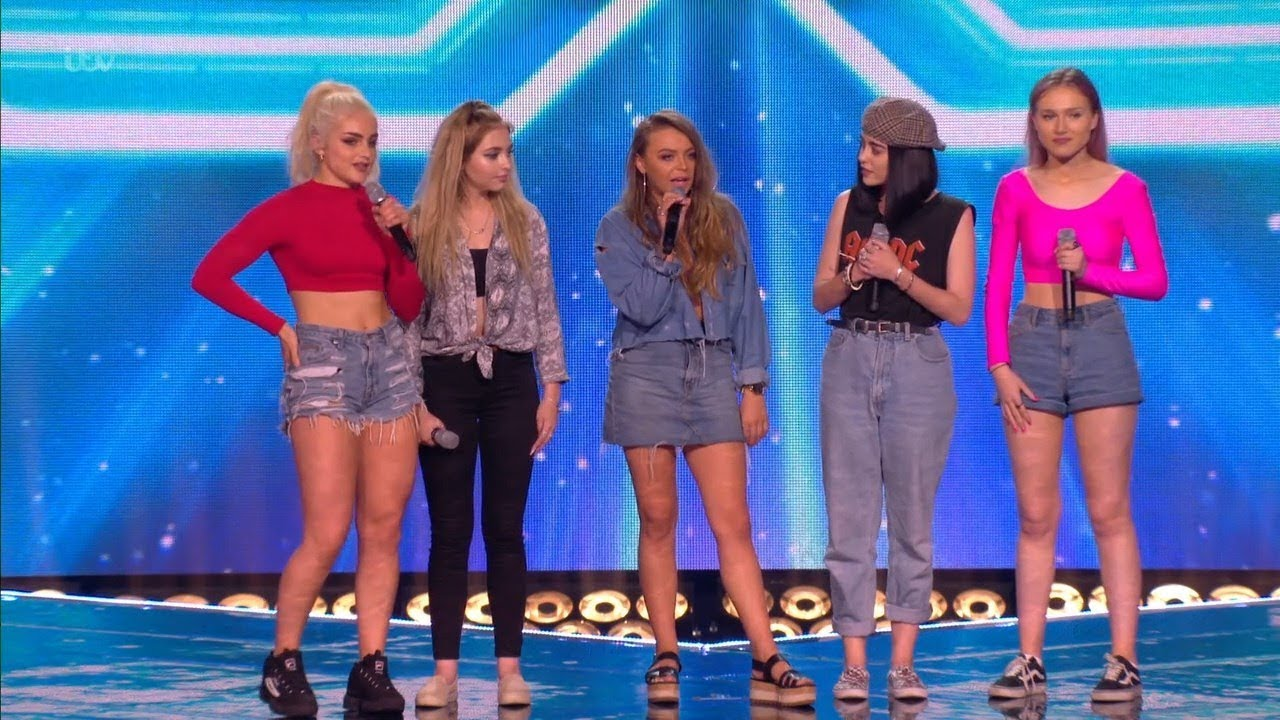 The X Factor Uk 2017 New Band Six Chair Challenge Full Clip S14e13