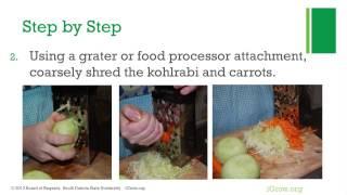 Kohlrabi Slaw - Pick It, Try It, Like It