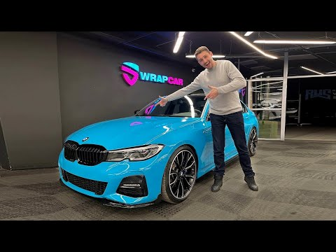 Вот моя НОВАЯ BMW! Идеальное преображение!