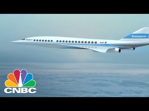 Supersonic Travel Is Just A Few Years Away | CNBC