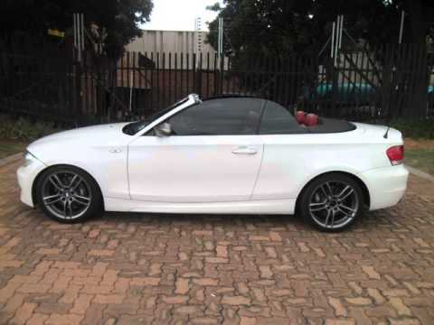 2008 Bmw 1 Series Convertible 135i Sport Steptronic Auto For On Trader South Africa