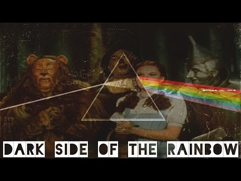 Dark Side of the Rainbow: Sincronía involuntaria