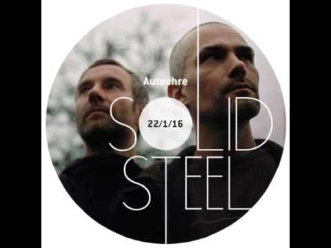 Autechre Solid Steel Radio Show (22.01.2016)