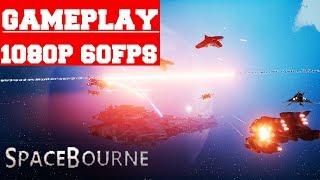 SpaceBourne Gameplay (PC)