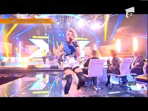 """Gala 1: Ioana Anuta: """"Do it like a dude"""" - Jessie J"""