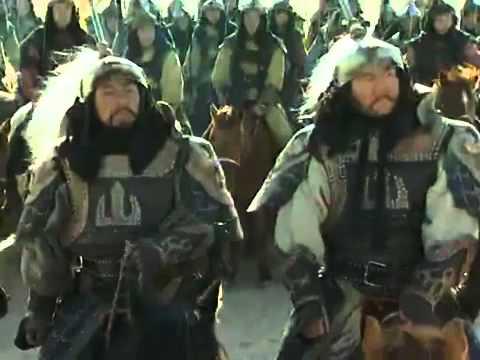 Чингисхан 26-серия в хорошем качестве.