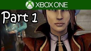 Tales From The Borderlands (Xbox One) Episode 1 Chapter 1 Let's Play Walkthrough 1080p HD