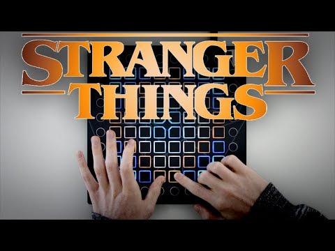 Stranger Things X Ariana Grande  Launchpad Mashup