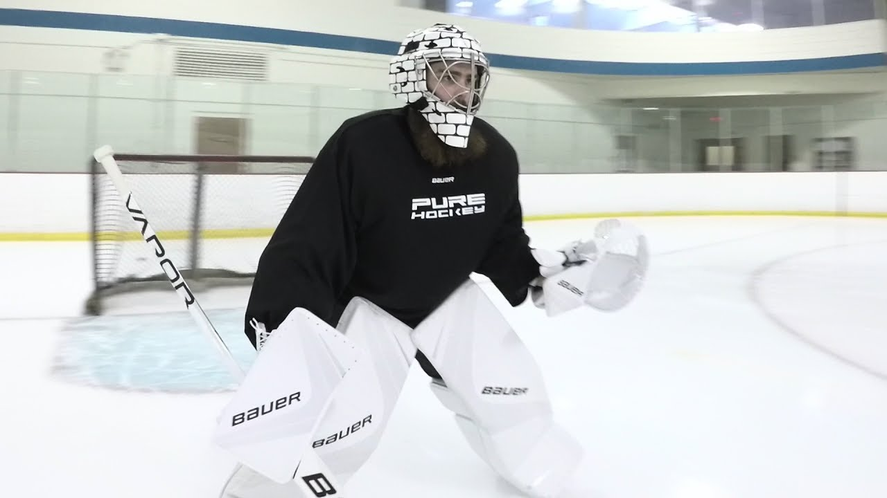 Bauer Vapor 1X OD1N Goalie Gear Review | Goalie Coaches