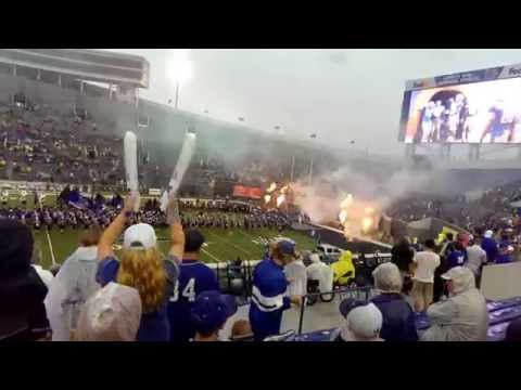 Memphis Tigers Football opening game 2014