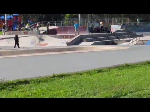 The Halifax Commons Issues 12 Skate Park and Pools terrible conditions