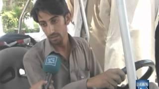 Pakistan- Mansehra Report Hazara University Students design solar-hybrid car-DAWN TV