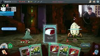 [Slay the Spire] Silent ile Act 4 (Ascension 1)