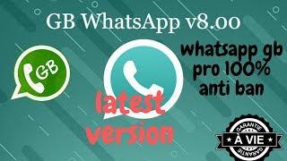 Gambar cover Gb whatsapp latest version 9.62 2019| how to download latest version of Gb whatsapp 100% anti ban