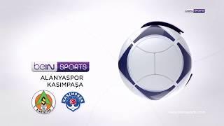A. Alanyaspor 1 - 3 Kasımpaşa #Özet