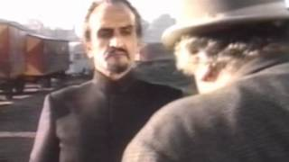 The first appearance of the Master on Doctor Who played by Roger Delgado