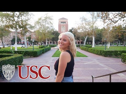 Campus Tour + Q&A With a USC Student