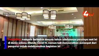 Pelantikan  Keluarga Luwu Timur (KLT) Dan Ikatan Pemuda Luwu Kabupaten Mimika Masa Bhakti 201-2026