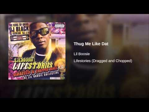 Thug Me Like Dat