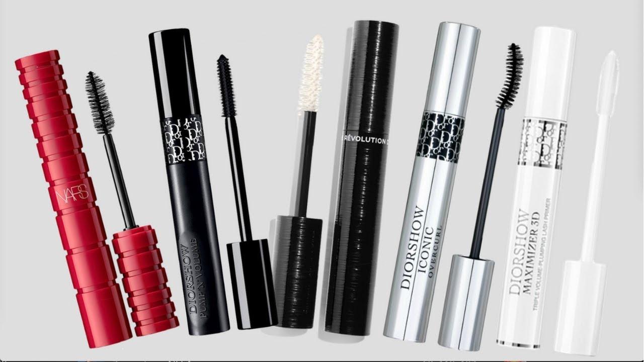 HIGH END MASCARA REVIEW   Chanel, Dior & NARS