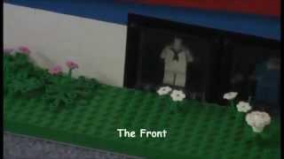 Custom Bulid Lego Shopping Mall